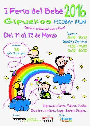 Primera Feria de los txikis (De la maternidad a infantil)