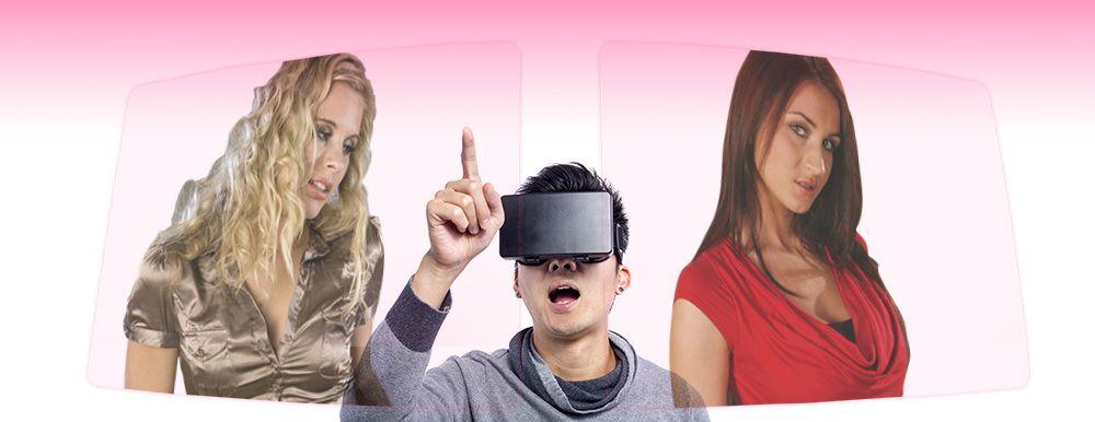 Construir la propia trama, el nuevo privilegio de la realidad virtual aplicada al cine para adultos