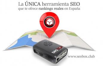 SEOBOX, herramienta SEO española