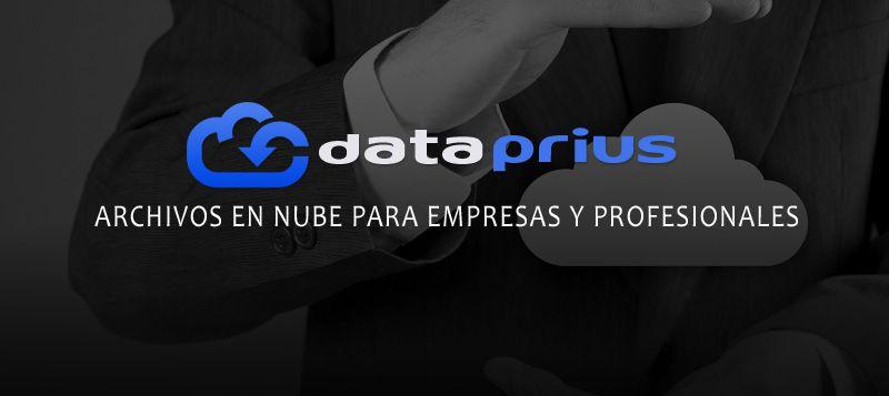Dataprius, el almacenamiento en la nube diferente y adecuado para empresas