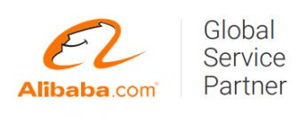 Logo Alibaba Global Service Partner