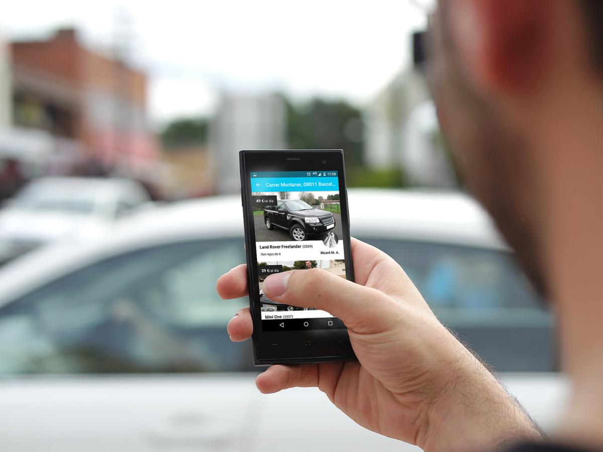 Alquiler de coches entre particulares, el futuro del transporte para el turista colaborativo