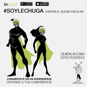 Campaña #soylechuga, contra el acoso escolar