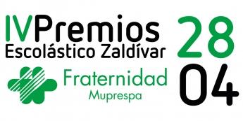 IV Premios Escolástico Zaldívar