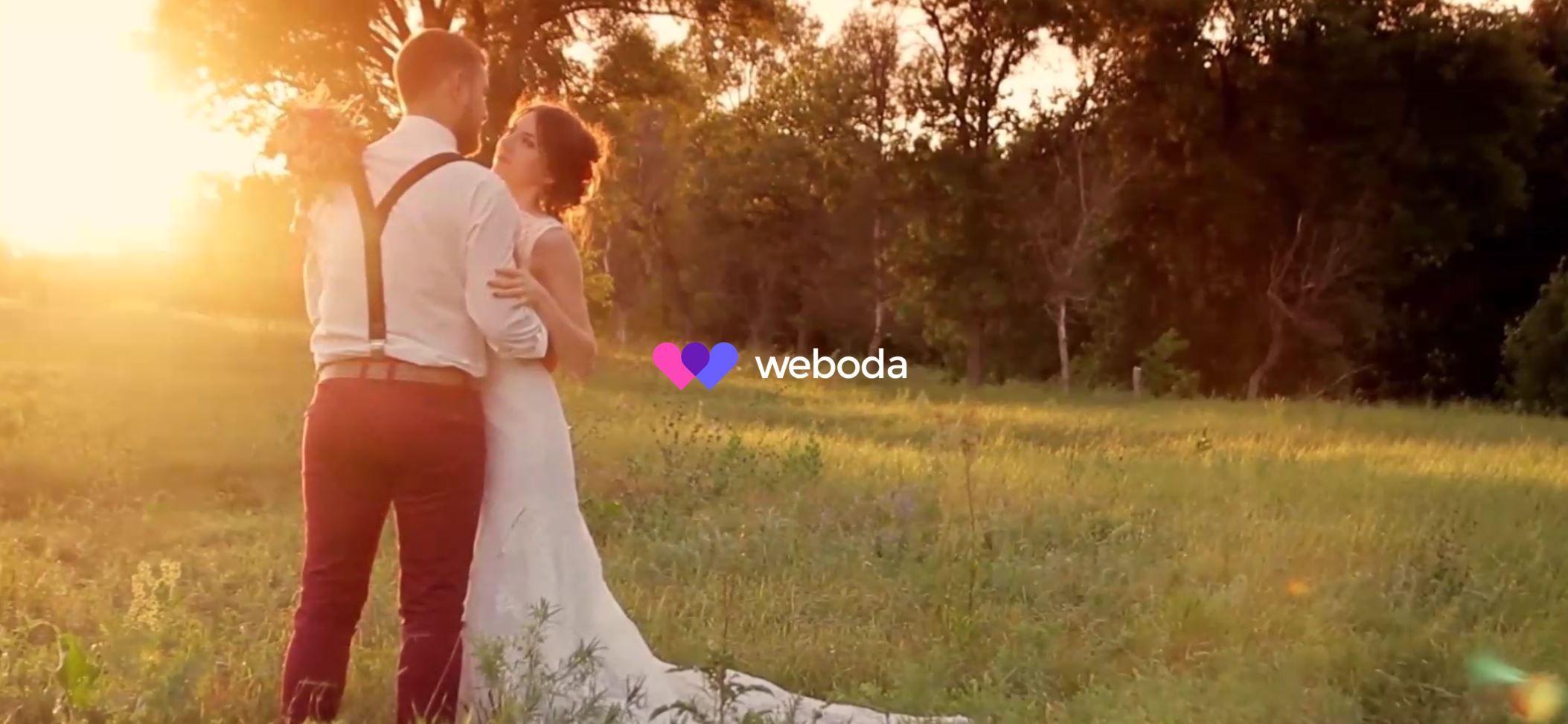 Weboda, la idea perfecta para una boda original