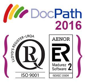 Docpath confirma su elevado est ndar de calidad al renovar for Renovar demanda de empleo con certificado digital