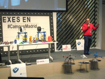 EXES en Campus Google Madrid