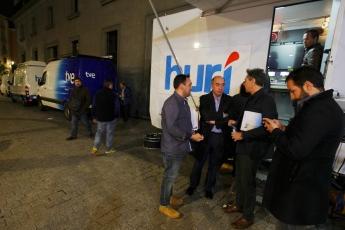 Hurí y RTVE en la realización de la ópera 4k