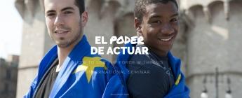 Seminario internacional 'El poder de actuar'