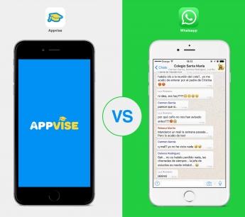 Appvise, la app especializada para colegios