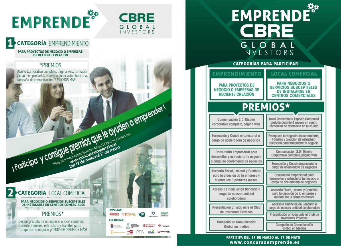 Concursos para emprendedores: Emprende 2016