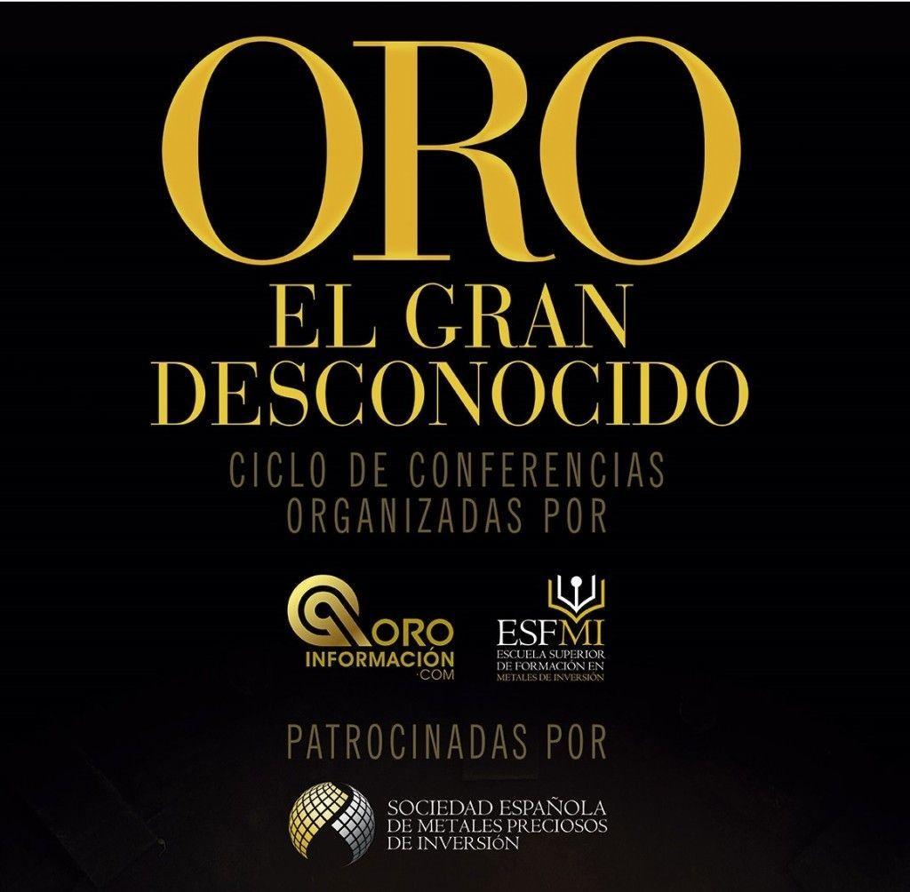 Ciclo de conferencias 'El Oro, el gran desconocido'
