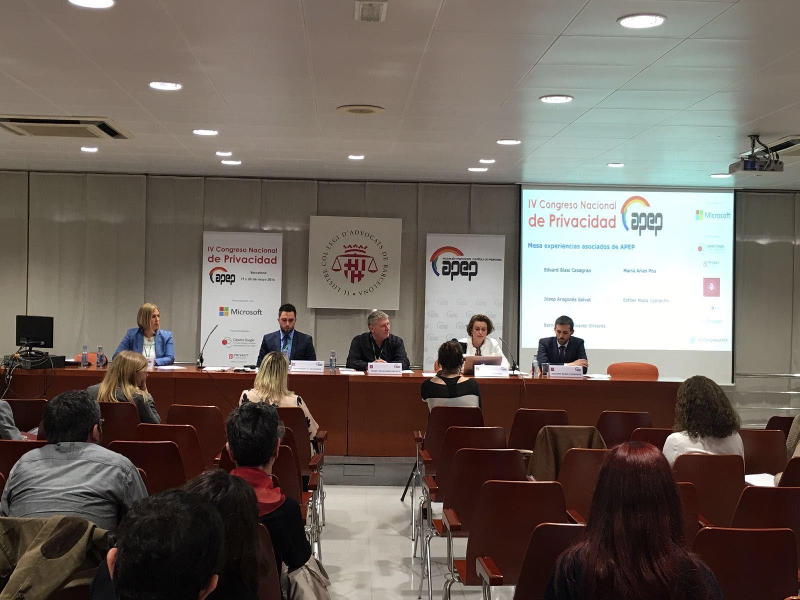 DATAX participa en el IV Congreso Nacional de Privacidad organizado por la APEP
