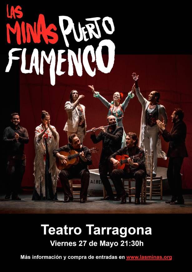 El musical 'Las Minas Puerto Flamenco', en el Teatro Tarragona