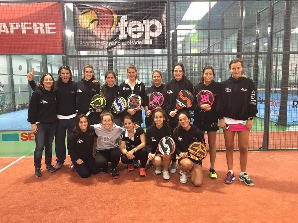 Empresas: El equipo femenino de Pádel Bizkaia asciende a Primera con el respaldo de 4set   Autor del artículo: Finanzas.com