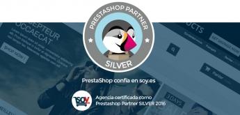 Agencia certificada PrestaShop