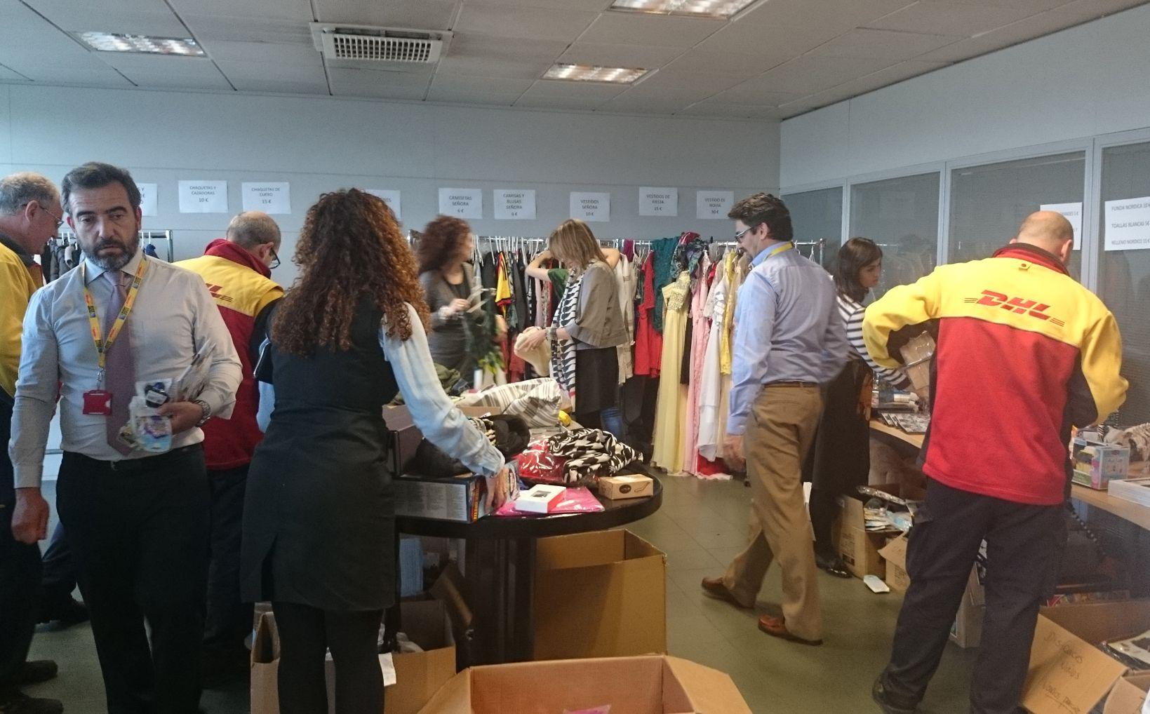 Empresas: DHL dona más de 34.000 euros a proyectos sociales en España   Autor del artículo: Finanzas.com