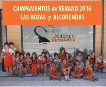 Escuela de cocina infantil Kitchen Academy
