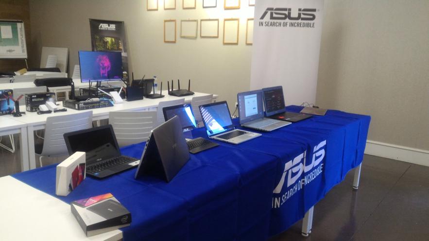 ASUS presenta las novedades en sus productos a Infortisa