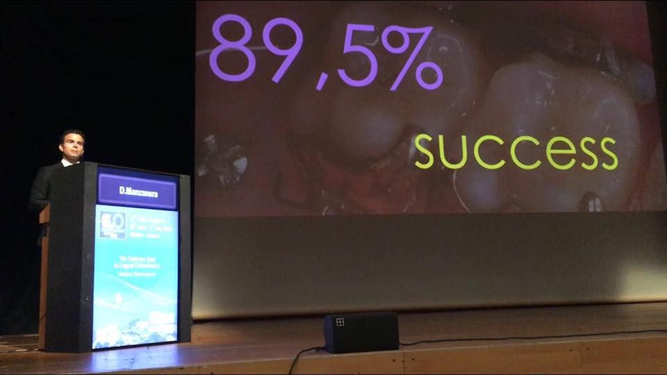 El Dr. David Manzanera, premiado entre los 500 mayores especialistas en ortodoncia lingual del mundo