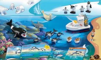 Colección Animales del Mar de Planeta DeAgostini