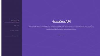 Comunicae API