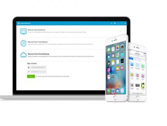 EaseUS MobiSaver 6.0 está listo para tratar con los caso de pérdida de datos en dispositivo iOS