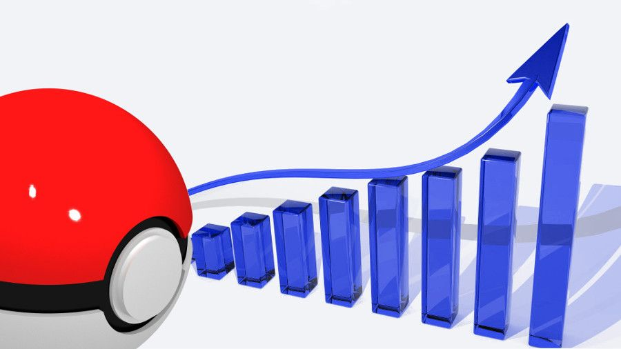 Fotografia crecimiento juegos Pokémon Go