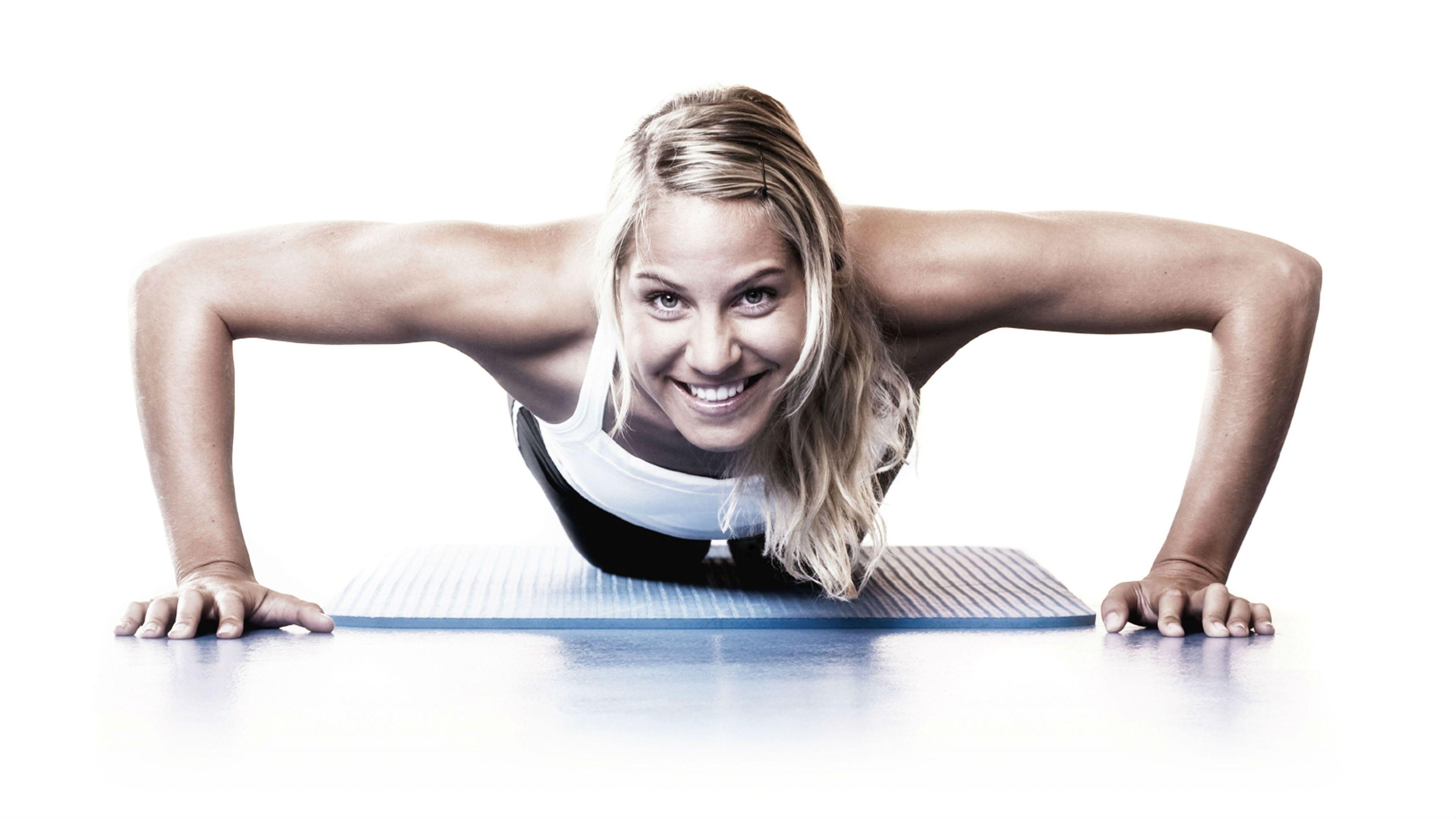 Recetas Fitness lanza su nueva web