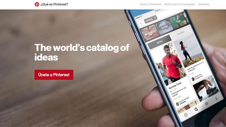 Pinterest apuesta por mejorar la interacción