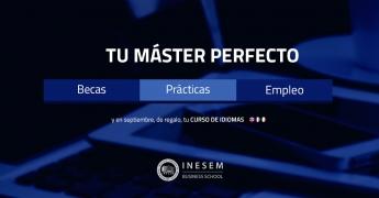 Tu master perfecto INESEM Business School
