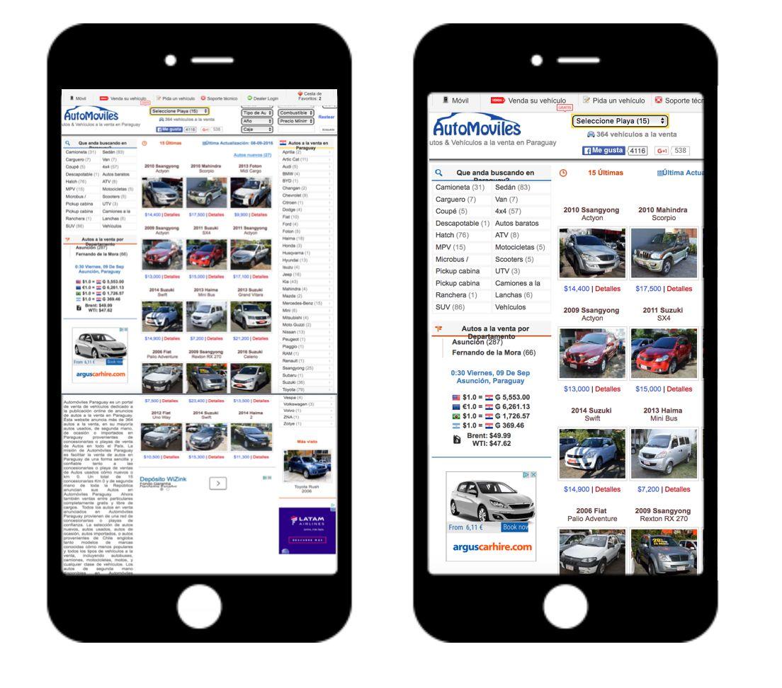 Empresas: Decidir entre una app o versión móvil | Autor del artículo: Finanzas.com