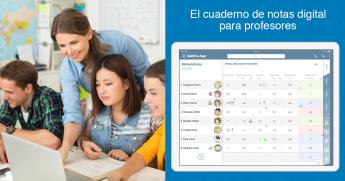 Additio App - El cuaderno de notas digital para profesores