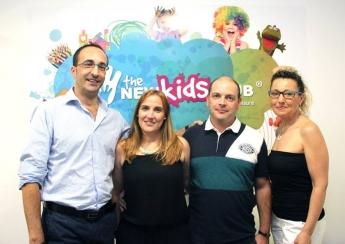 Nuevos centros de The New Kids Club