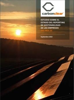 Estudio sobre el estado del reporting de sostenibilidad en las