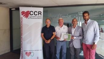 El Consell Català de Ressuscitació reconoce Cardiocity 112 como una APP de interés sanitario