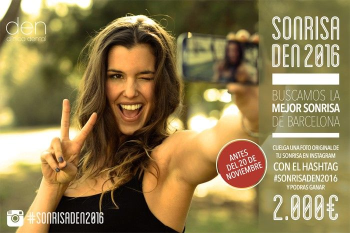 Premio #SonrisaDEN2016