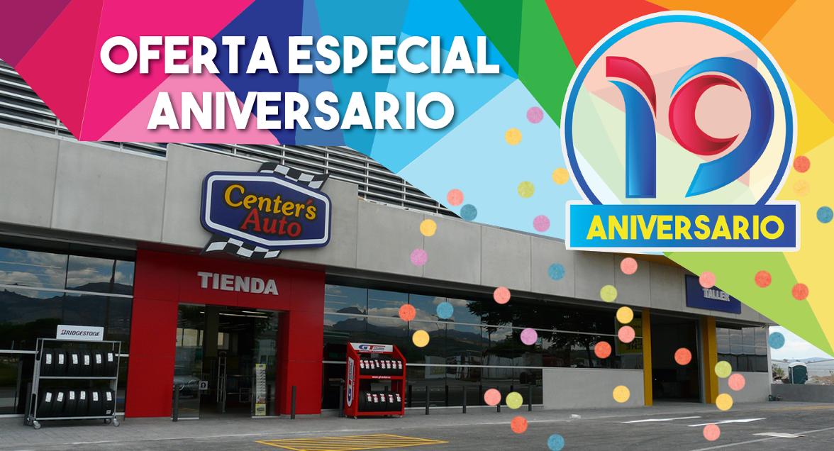 Center's Auto Granada celebra su 19 aniversario