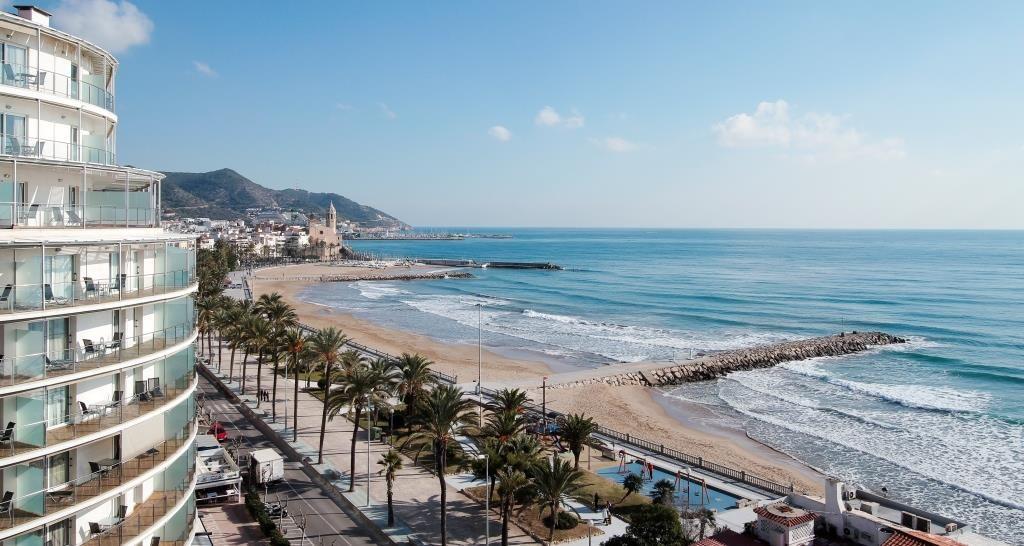 Los hoteles de Sitges rozan el lleno durante su Festival de Cine