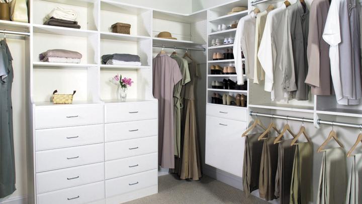 Ideas para organizar el armario con mucho notas de prensa - Ideas para organizar el armario ...