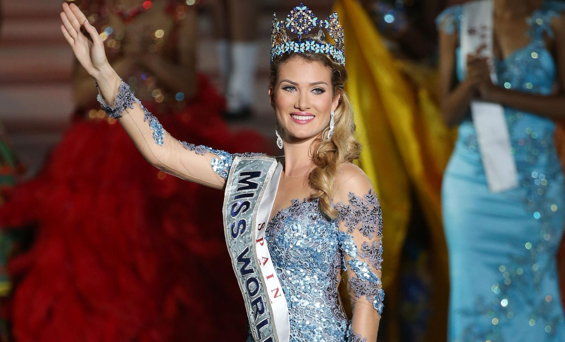 Mireia Lalaguna, Miss Mundo, Premio Celebrity Luxury 2016