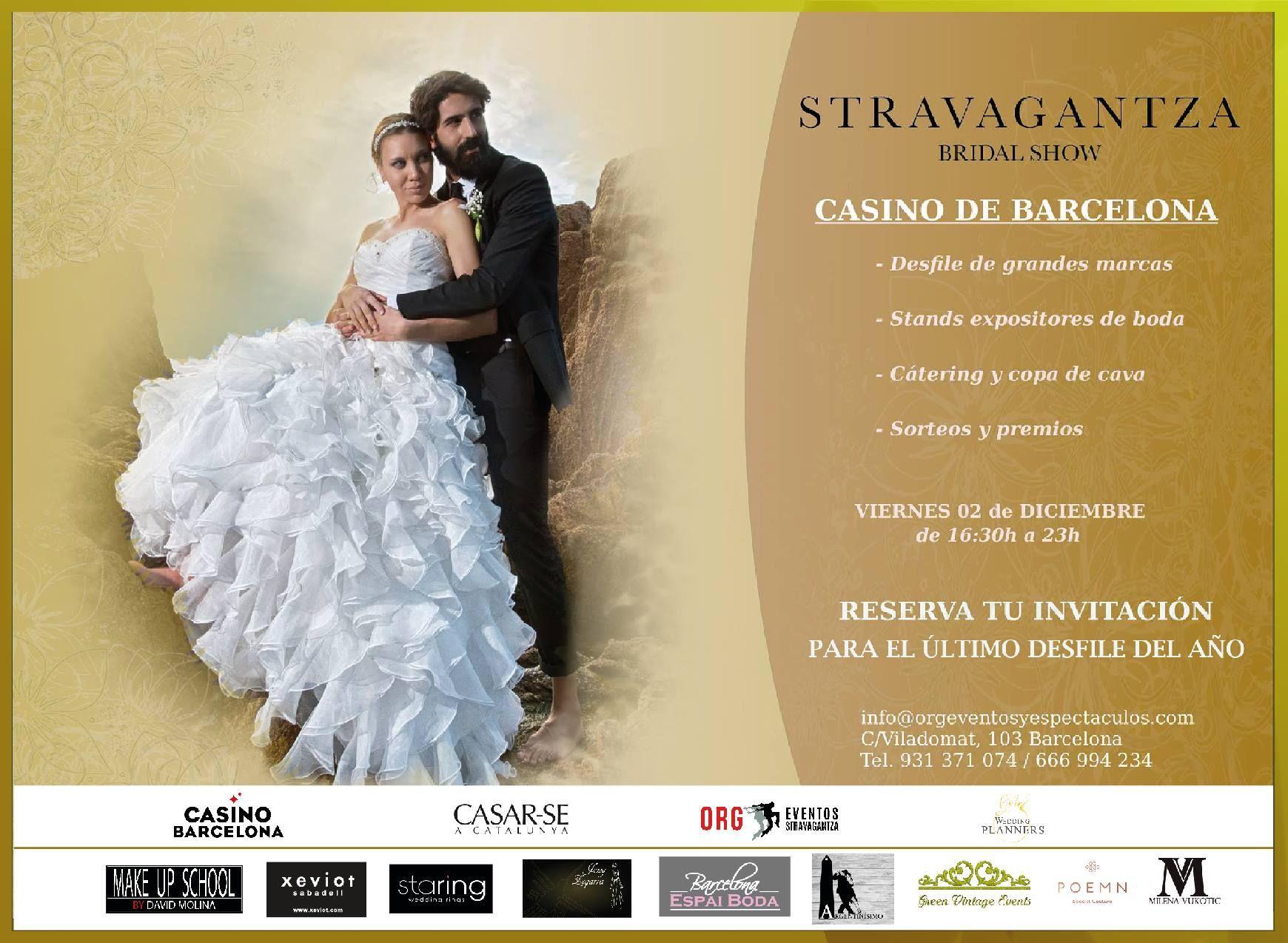 Stravagantza Bridal Show: cita indispensable para la moda nupcial