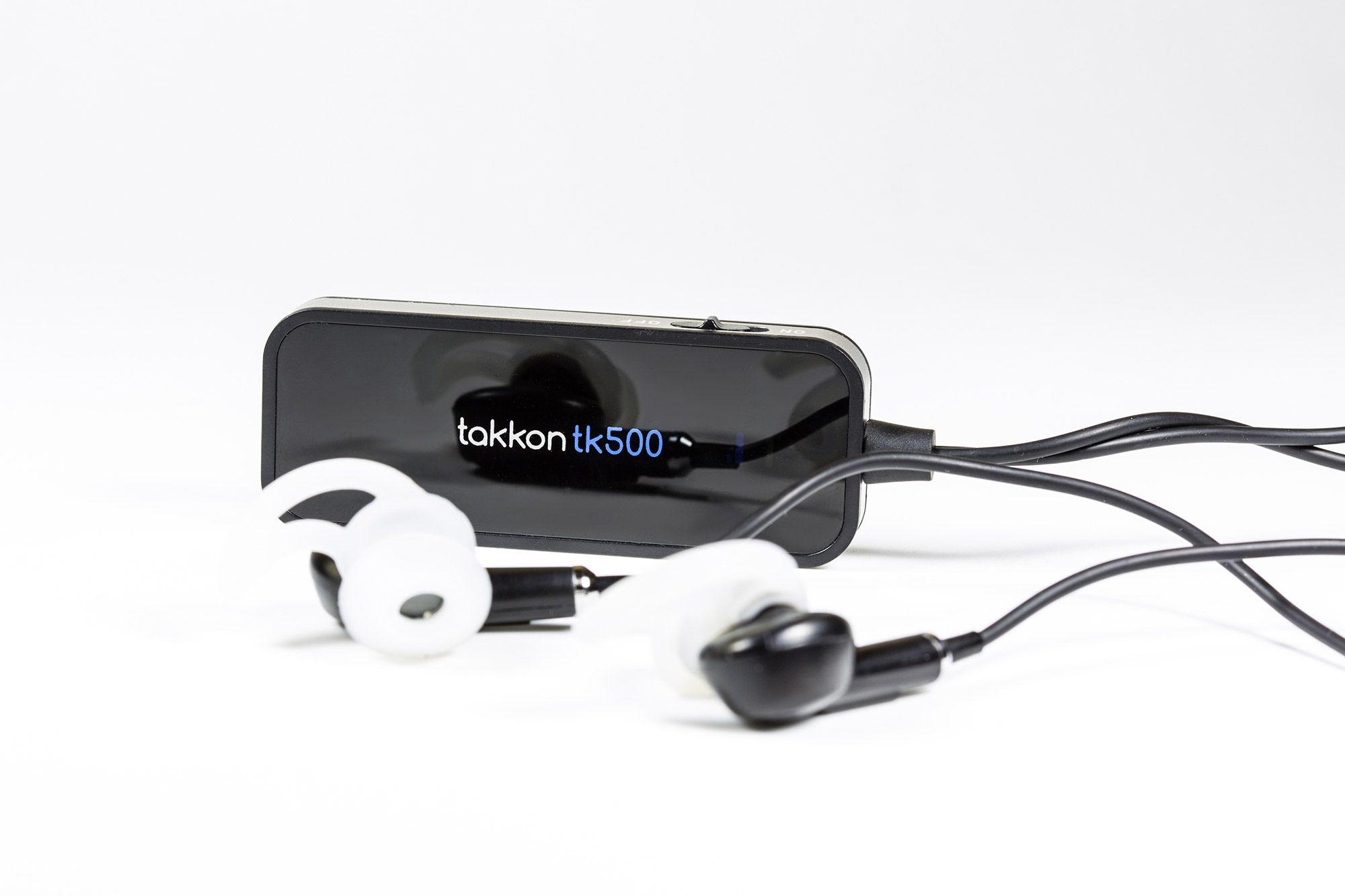 Takkon presenta un dispositivo para atenuar el impacto de los ronquidos