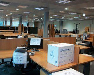 Las mudanzas de oficinas en madrid repuntan en 2016 for Mudanzas de oficinas