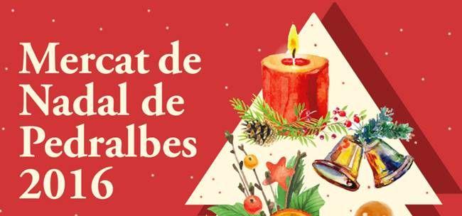 El Mercat de Nadal de Pedralbes vuelve a la plaza del Monasterio