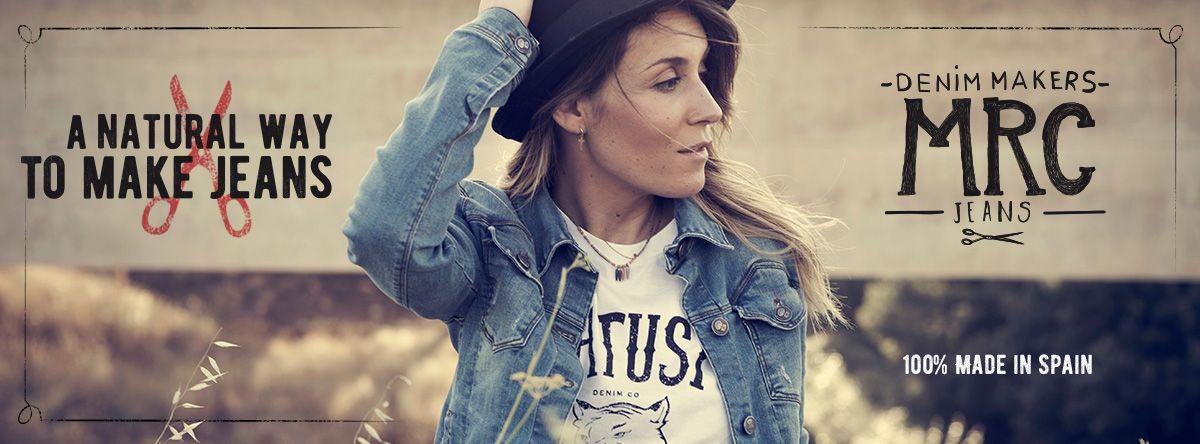 MRC Jeans estrena nueva imagen y nueva web
