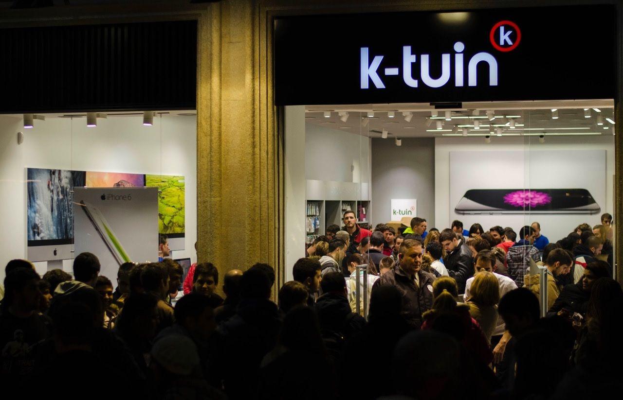 El Black Friday de Apple llega primero a K-tuin