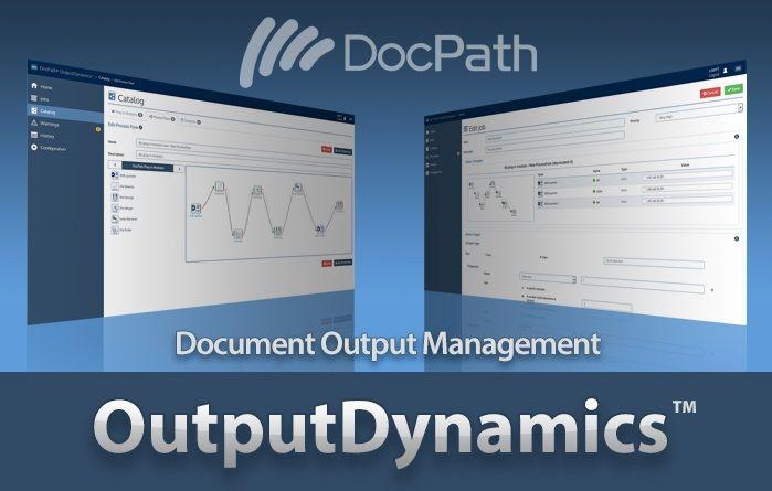 Novedades importantes en el software de Document Output Management de DocPath