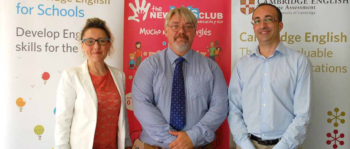 La franquicia The New Kids Club firma un acuerdo con la Universidad de Cambridge