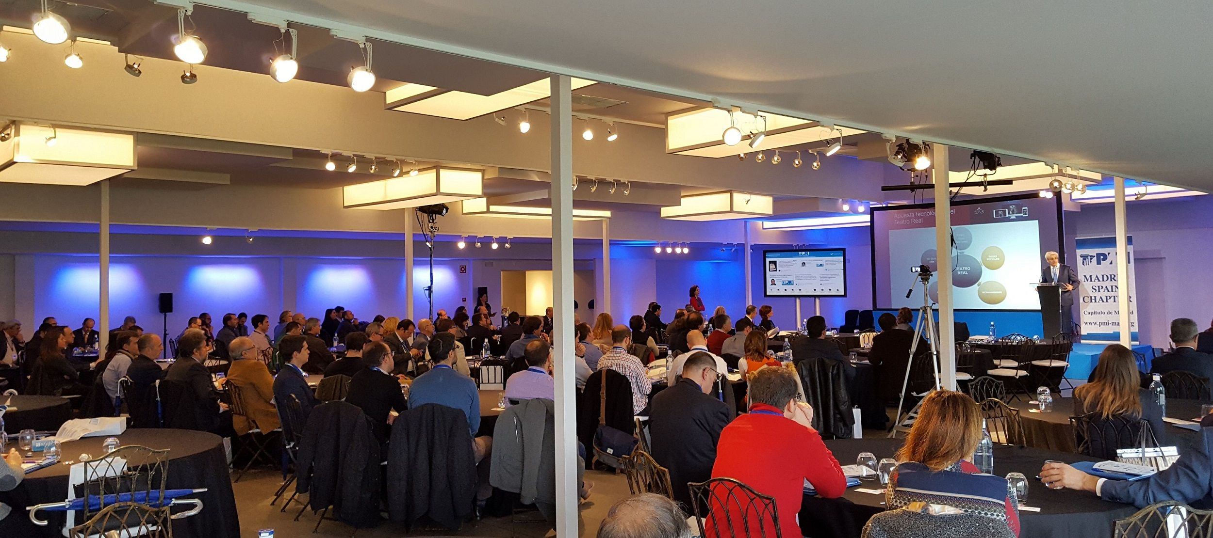 El project management se viste de fiesta en el XIII Congreso Anual de Directores de Proyectos